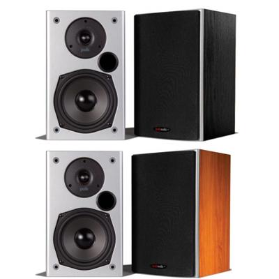 Polk Audio M10 2-Way Front-Ported Bookshelf Loudspeaker