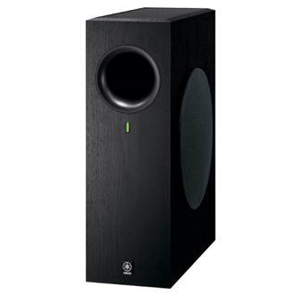 Yamaha NS-SW210BL Advanced YST II Subwoofer