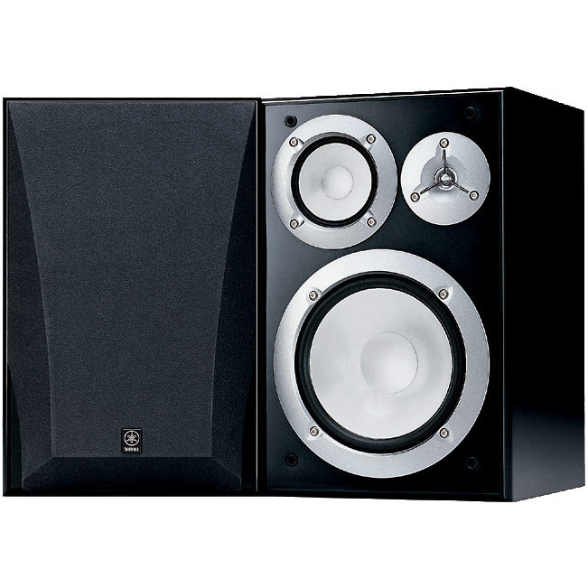 Yamaha NS-6490 Bookshelf Stereo Speakers