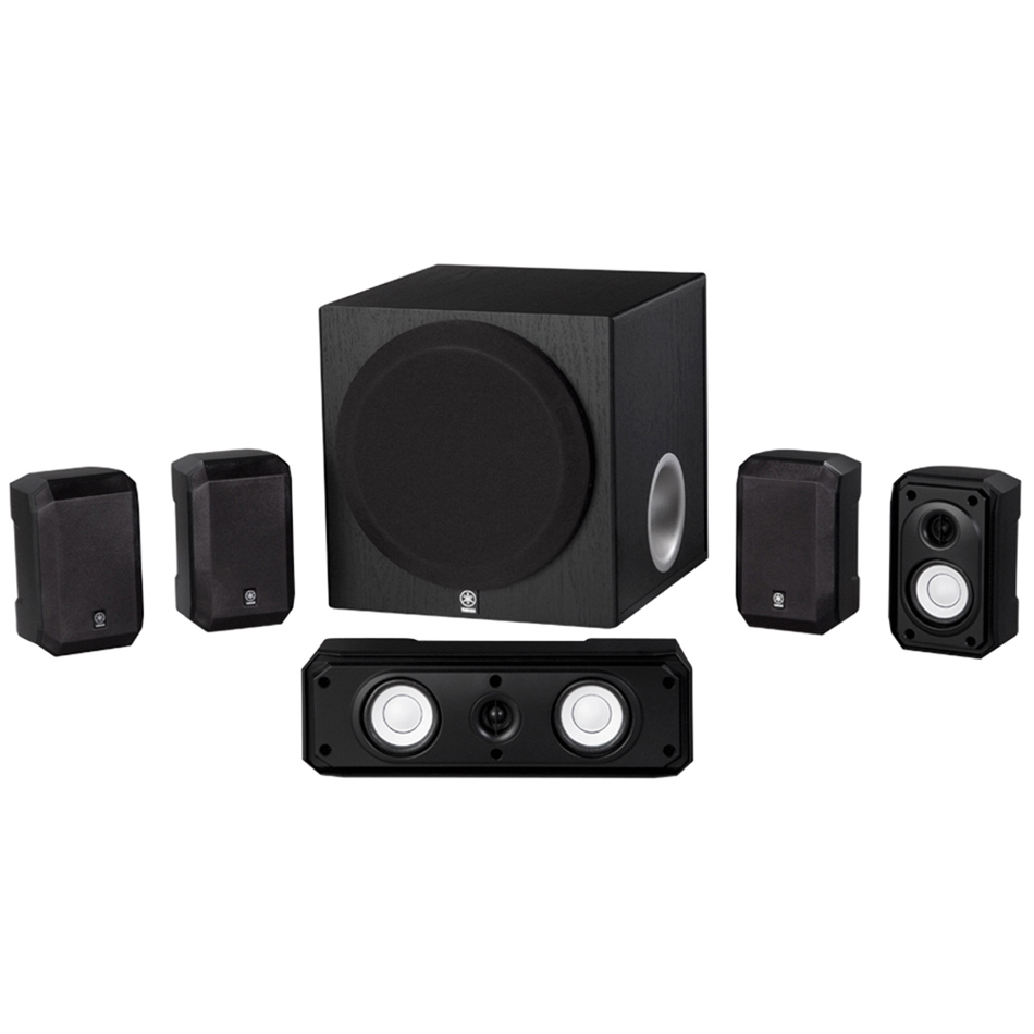 Yamaha NS-SP1800BL 5.1-Channel Speaker System