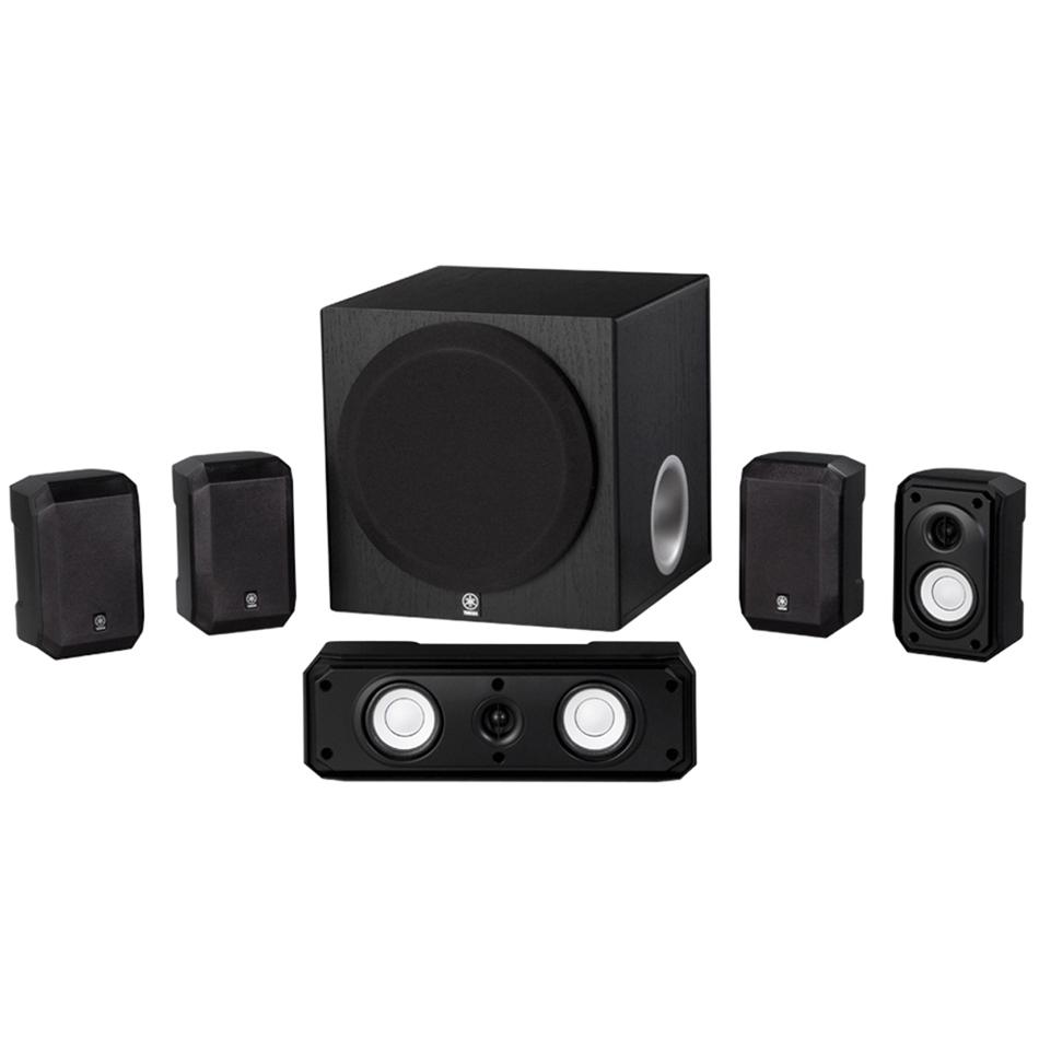 Yamaha NS-SP1800BL 5.1-Channel Speaker System