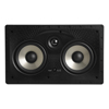 Polk 255c-RT 2 Way In-Wall Center Channel Speaker