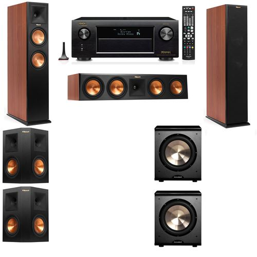 Klipsch RP-260F Tower Speakers