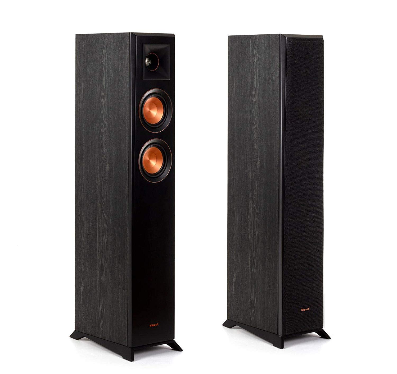 Klipsch Reference Premiere RP-4000F Ebony Floorstanding Speaker - Pair