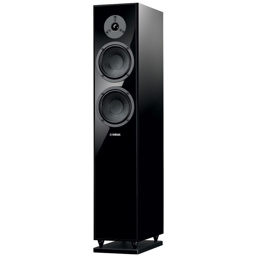 Yamaha NS-F150PN Floor Standing HD Movie Speaker