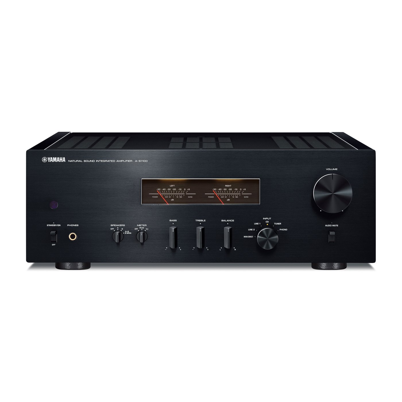 Yamaha A-S1100BL Power Amplifier