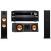 Klipsch RP-280F Tower Speakers-RP-250C-Onkyo TX-NR838