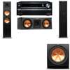 Klipsch RP-280F Tower Speakers-RP-250C-3.1-Onkyo TX-NR838