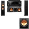 Klipsch RP-280F Tower Speakers-RP-250C-R112SW-3.1-Pioneer Elite SC-85