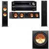 Klipsch RP-280F Tower Speakers-R112SW-3.1-Onkyo TX-NR838