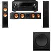 Klipsch RP-280F Tower Speakers-RP-450C-SW-112-3.1-Pioneer Elite SC-85
