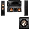 Klipsch RP-280F Tower Speakers-RP-250C-PL-200-3.1-Pioneer Elite SC-85