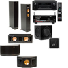 RF-42II 5.1 Home Theater-Denon AVR-X2100W 7.2