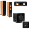 RF-82II 3.1 Home Theater System