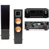 RF-7 II Floorstanding Speaker (black-pair) Denon AVR-X4000