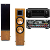 RF-7 II Floorstanding Speaker (cherry-pair)Denon AVR-X4000