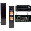 RF-7 II Floorstanding Speaker (black-pair) Onkyo TX-NR838 7.2
