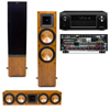 RF-7 II Towers-RC-64II (cherry) Denon AVR-X4000