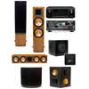 RF-7 II 5.1 Home Theater System(CHERRY) SW-310 Denon AVR-X4000