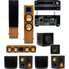 RF-7 II 7.1 Home Theater Systemr-SW-310 (cherry) Onkyo TX-NR838 7.2