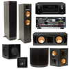 RF-82II 5.1 Home Theater-SW-310-Denon AVR-X4000