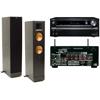 RF-62 II Tower Speakers-Onkyo TX-NR838 7.2