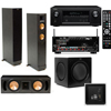 RF-52II 3.1 Home Theater-Denon AVR-X2100W 7.2