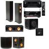 RF-52II 5.1 Home Theater-Denon AVR-X2100W 7.2