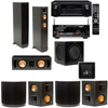 RF-52II 7.1 Home Theater-Denon AVR-X2100W 7.2