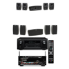 Quintet V(5) Home Theater System-Denon AVR-X2100W 7.2