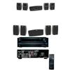 Quintet V(5) Home Theater System-Onkyo TX-NR535 5.2