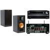 RB-81II Bookshelf Speaker (pair)Onkyo TX-NR838 7.2