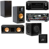 RB-81II 3.1 Home Theater System-Denon AVR-X4000 IN-Command 7.2