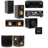 RB-81II 5.1 Home Theater System-Denon AVR-X4000 IN-Command 7.2