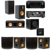RB-61II 7.1 Home Theater System-Denon AVR-X4000 IN-Command 7.2