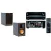 RB-51 II Bookshelf Speaker (pair)-Onkyo TX-NR636 7.2