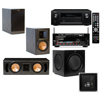 RB-51 II 3.1 Home Theater System-Denon AVR-X2100W 7.2