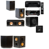 RB-51 II 5.1 Home Theater System-Denon AVR-X2100W 7.2