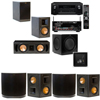 RB-51 II 7.1 Home Theater System-Denon AVR-X2100W 7.2