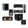 RB-41II 3.1 Home Theater System-Denon AVR-X1100 IN-Command 7.2