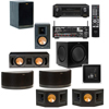 RB-41II 7.1 Home Theater System-Denon AVR-X1100 IN-Command 7.2