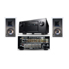 KL-7800-THX In-Wall-Denon IN-Command AVR-4520CI A/V