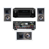 KL-7800-THX In-Wall-Denon AVR-X4000 IN-Command 7.2