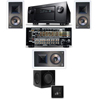 KL-7800-THX 3.1 In-Wall-SW-310-Denon IN-Command AVR-4520CI