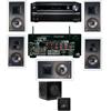 KL-7800-THX 5.1 In-Wall-SW-310-Onkyo TX-NR838 7.2
