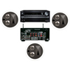 KL-7502-THX In-Ceiling LCR(3 Each)-Onkyo TX-NR838 7.2