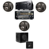 KL-7502-THX 3.1 In-Ceiling-Denon IN-Command AVR-4520CI