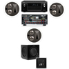 KL-7502-THX 3.1 In-Ceiling System-Denon AVR-X4000 IN-Command 7.2
