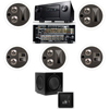KL-7502-THX 5.1 In Ceiling System-Denon IN-Command AVR-4520CI