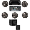 KL-7502-THX 5.1 In-Ceiling System-Denon AVR-X4000 IN-Command 7.2